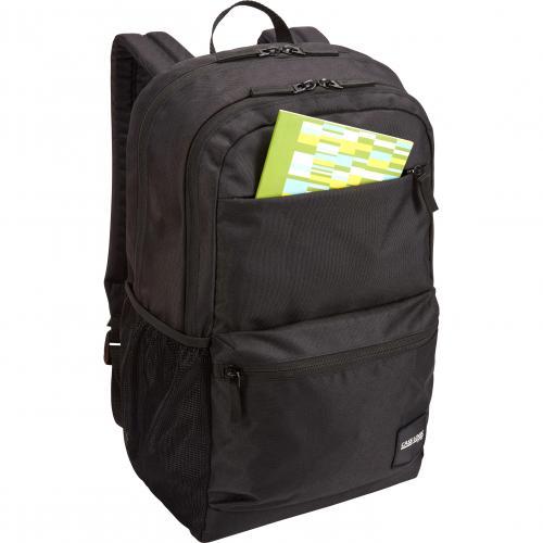 """Case Logic Uplink CCAM 3116 BLACK Carrying Case (Backpack) For 15.6"""" Notebook   Black Alternate-Image1/500"""