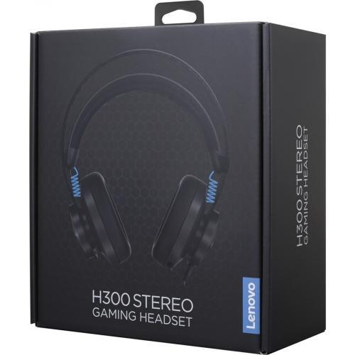 Lenovo Legion H300 Stereo Gaming Headset Alternate-Image1/500