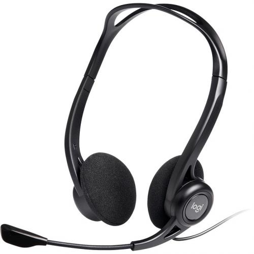 Logitech 960 USB Headset Alternate-Image1/500