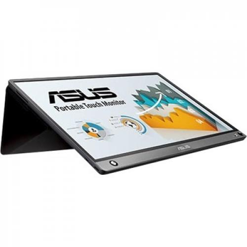 """Asus ZenScreen MB16AMT 15.6"""" LCD Touchscreen Monitor   16:9   5 Ms GTG Alternate-Image1/500"""
