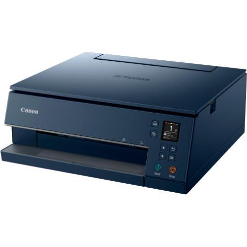 Canon PIXMA TS TS6320 Navy Inkjet Multifunction Printer   Color Alternate-Image1/500
