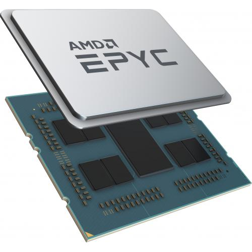 HPE AMD EPYC 7002 (2nd Gen) 7452 Dotriaconta Core (32 Core) 2.35 GHz Processor Upgrade Alternate-Image1/500