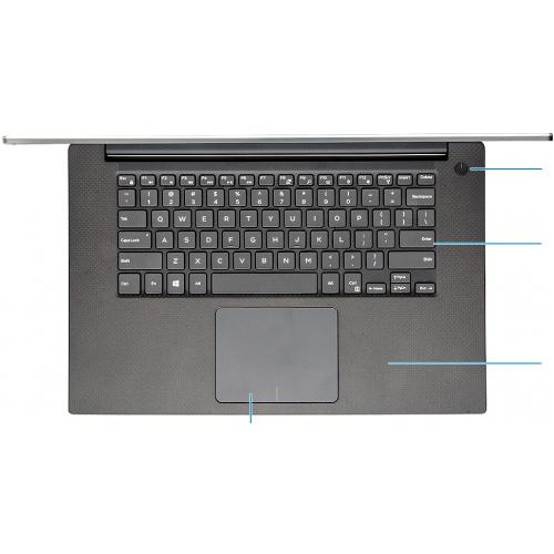 "Dell Precision 5000 5540 15.6"" Mobile Workstation   1920 X 1080   Intel Core I7 (9th Gen) I7 9850H Hexa Core (6 Core) 2.60 GHz   32 GB RAM   512 GB SSD   Titan Gray Alternate-Image1/500"