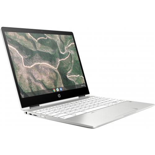 "HP Chromebook X360 12"" Touchscreen 2 In 1 Chromebook Intel Celeron N4020 4GB RAM 32GB EMMC Alternate-Image1/500"