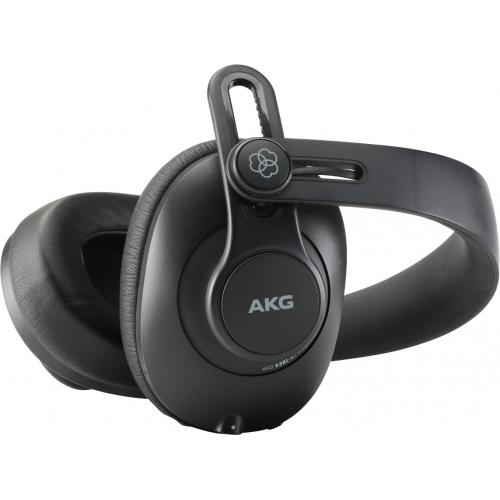 AKG K361 BT Over Ear, Closed Back, Foldable Studio Headphones With Bluetooth Alternate-Image1/500