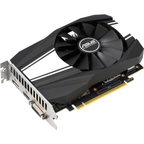 Asus Phoenix PH GTX1660S O6G GeForce GTX 1660 SUPER Graphic Card   6 GB GDDR6 Alternate-Image1/500