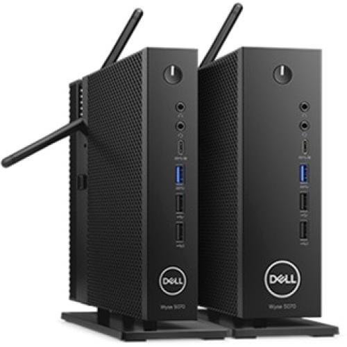 Wyse 5000 5070 Thin Client   Intel Celeron J4105 Quad Core (4 Core) 1.50 GHz Alternate-Image1/500