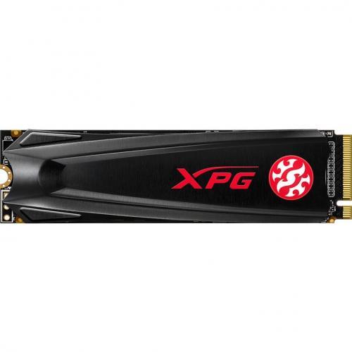 XPG GAMMIX S5 AGAMMIXS5 512GT C 512 GB Solid State Drive   M.2 2280 Internal   PCI Express NVMe (PCI Express NVMe 3.0 X4) Alternate-Image1/500