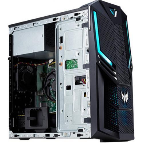 Acer Predator PO3 600 Gaming Desktop Computer   Intel Core I5 9th Gen I5 9400 Hexa Core (6 Core) 2.90 GHz   8 GB RAM DDR4 SDRAM   1 TB HDD   256 GB SSD Alternate-Image1/500