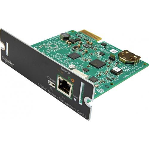 APC By Schneider Electric AP9640 UPS Management Adapter Alternate-Image1/500