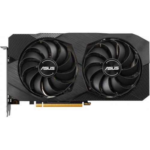 Asus Dual DUAL RX5500XT O8G EVO Radeon RX 5500 XT Graphic Card   8 GB GDDR6 Alternate-Image1/500