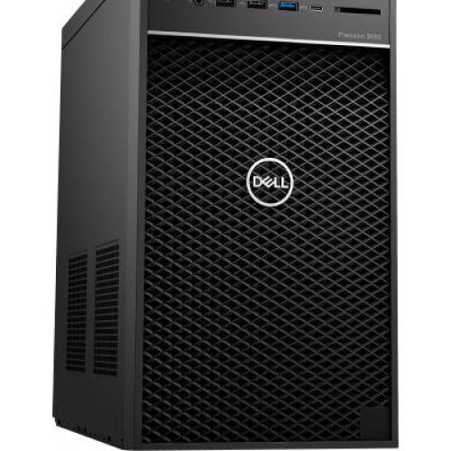 Dell Precision 3000 3630 Workstation   Core I7 I7 9700K   16 GB RAM   256 GB SSD   Mini Tower Alternate-Image1/500