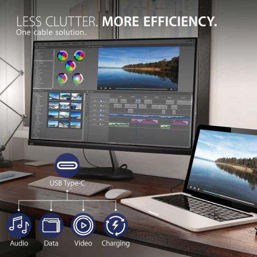 "Viewsonic VX2485 MHU 23.8"" Full HD LED LCD Monitor   16:9 Alternate-Image1/500"