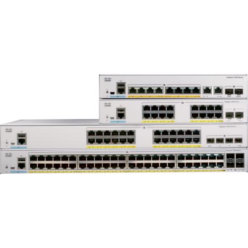 Cisco Catalyst C1000 8FP Ethernet Switch Alternate-Image1/500