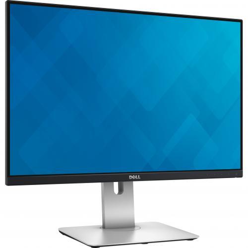 "Dell UltraSharp U2415 24.1"" WUXGA Edge LED LCD Monitor   16:10   Black Alternate-Image1/500"