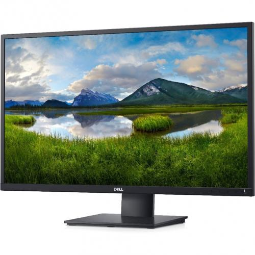 "Dell E2720HS 27"" LCD Anti Glare Monitor   1920 X 1080 Full HD Display   60 Hz Refresh Rate   VGA & HDMI Input Connectors   LED Backlight Technology   In Plane Switching Technology Alternate-Image1/500"