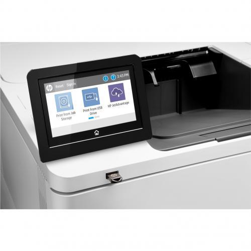 HP LaserJet Enterprise M610dn Laser Printer   Monochrome Alternate-Image1/500