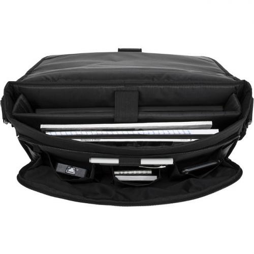"Lenovo Carrying Case (Messenger) For 15.6"" Notebook   Black Alternate-Image1/500"