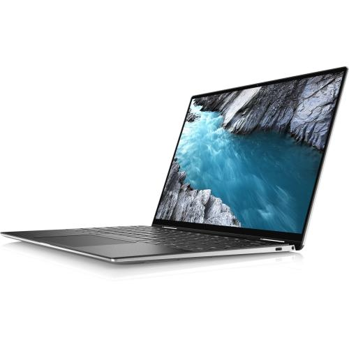 "Dell XPS 13 7390 13.3"" Touchscreen Notebook   4K UHD   3840 X 2160   Intel Core I7 (10th Gen) I7 10510U Quad Core (4 Core)   8 GB RAM   256 GB SSD   Platinum Silver, Carbon Fiber Black Alternate-Image1/500"