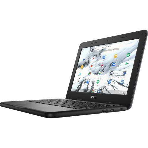 "Dell Chromebook 11 3000 3100 11.6"" Touchscreen 2 In 1 Chromebook   HD   1366 X 768   Intel Celeron N4020 Dual Core (2 Core)   4 GB RAM   32 GB Flash Memory Alternate-Image1/500"
