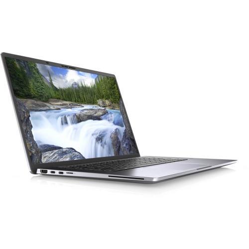 """Dell Latitude 9000 9510 15"""" Touchscreen Notebook   WUXGA   1920 X 1200   Intel Core I5 (10th Gen) I5 10310U Quad Core (4 Core) 1.70 GHz   16 GB RAM   256 GB SSD   Anodized Titan Gray Alternate-Image1/500"""