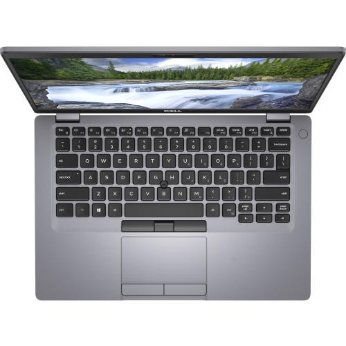 """Dell Latitude 5000 5410 14"""" Notebook   Full HD   1920 X 1080   Intel Core I7 (10th Gen) I7 10610U Quad Core (4 Core) 1.80 GHz   16 GB RAM   256 GB SSD   Gray Alternate-Image1/500"""