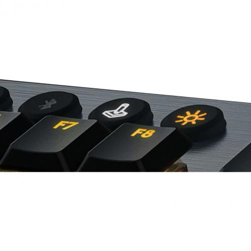 Logitech G915 TKL Tenkeyless Lightspeed Wireless RGB Mechanical Gaming Keyboard Alternate-Image1/500