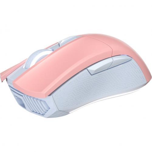 Asus ROG Gladius II Origin PNK Limited Edition Gaming Mouse Alternate-Image1/500