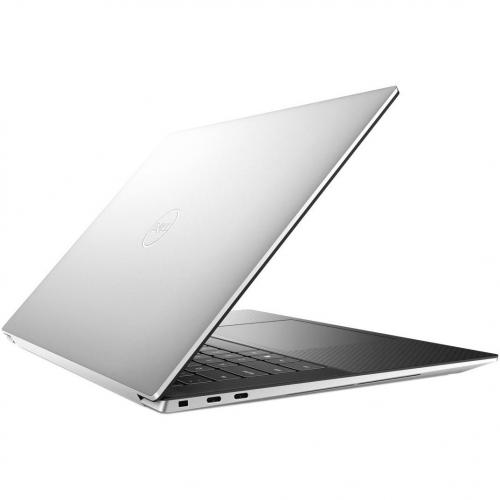 "Dell XPS 15 9500 15.6"" Notebook   Full HD Plus   1920 X 1200   Intel Core I5 (10th Gen) I5 10300H Quad Core (4 Core)   8 GB RAM   256 GB SSD   Platinum Silver, Carbon Fiber Black Alternate-Image1/500"