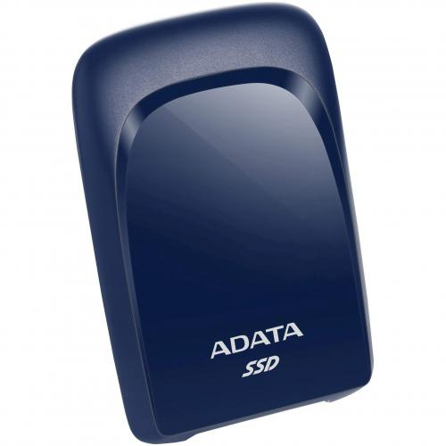 Adata SC680 960 GB Portable Solid State Drive   External   Blue Alternate-Image1/500