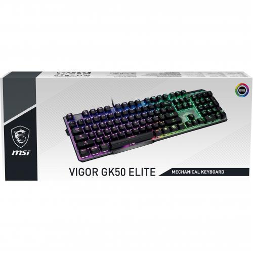 MSI VIGOR GK50 ELITE Gaming Keyboard Alternate-Image1/500
