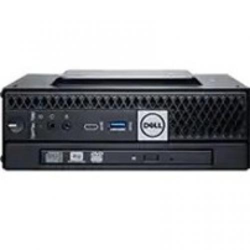 Dell OptiPlex 3000 3080 Desktop Computer   Intel Core I3 10th Gen I3 10100T Quad Core (4 Core) 3 GHz   8 GB RAM DDR4 SDRAM   256 GB SSD   Micro PC Alternate-Image1/500
