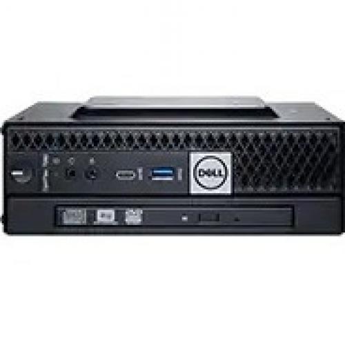 Dell OptiPlex 3000 3080 Desktop Computer   Intel Core I5 10th Gen I5 10500T Hexa Core (6 Core) 2.30 GHz   8 GB RAM DDR4 SDRAM   256 GB SSD   Micro PC Alternate-Image1/500