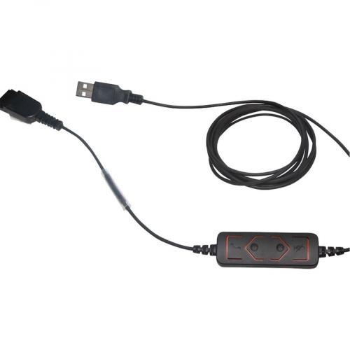 AlphaTalk TAA Compliant USB Headset Alternate-Image1/500