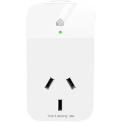 Kasa Smart WiFi Plug Slim With Energy Monitoring Alternate-Image1/500