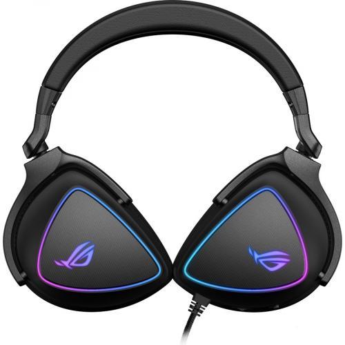 Asus ROG Delta S Gaming Headset Alternate-Image1/500