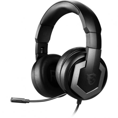 MSI Immerse GH61 Gaming Headset Audio By ONKYO Alternate-Image1/500