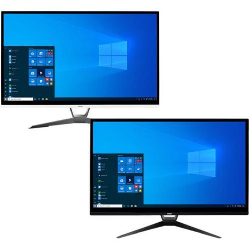 "MSI PRO 22XT 10M 10M 075US All In One Gaming Computer   Intel Core I5 10th Gen I5 10400 Hexa Core (6 Core) 2.90 GHz   8 GB RAM DDR4 SDRAM   256 GB SSD   21.5"" Full HD 1920 X 1080 Touchscreen Display   Desktop   Black Alternate-Image1/500"