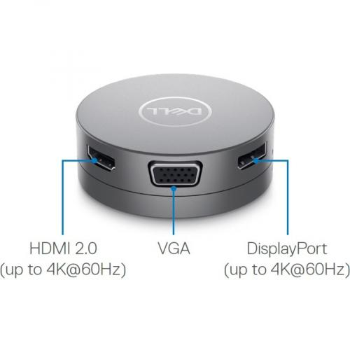 Dell DA310 USB C Mobile Adapter Alternate-Image1/500