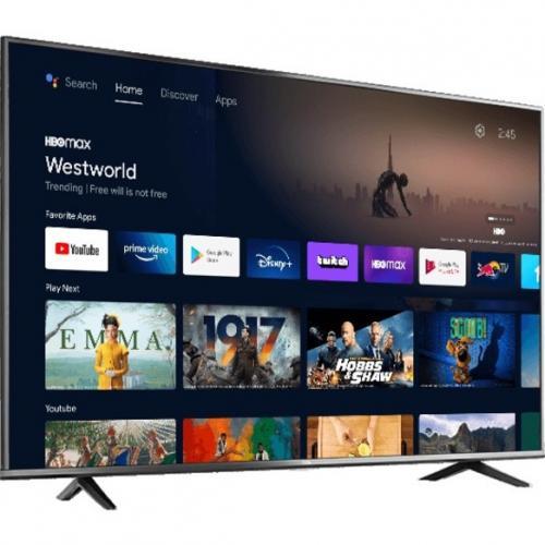 "TCL 4 43S434 42.5"" Smart LED LCD TV   4K UHDTV Alternate-Image1/500"