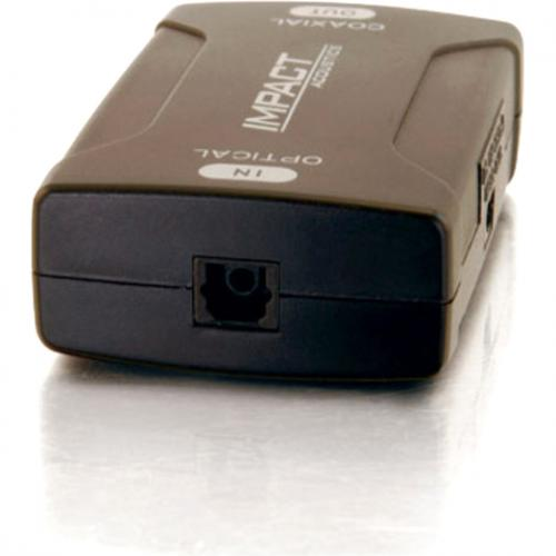 C2G Optical To Coaxial Digital Audio Converter Alternate-Image1/500