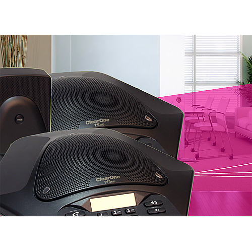 ClearOne MAXAttach DECT Conference Phone Alternate-Image2/500