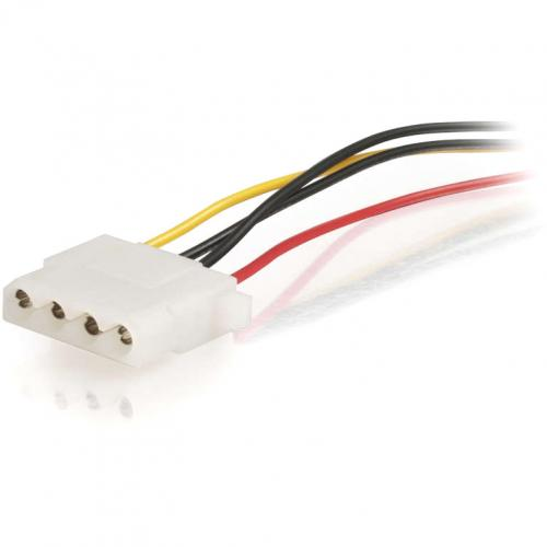 C2G 14in Internal Power Extension Cable For 5 1/4in Connector Alternate-Image2/500