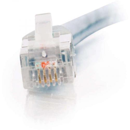 C2G 25ft RJ11 High Speed Internet Modem Cable Alternate-Image2/500
