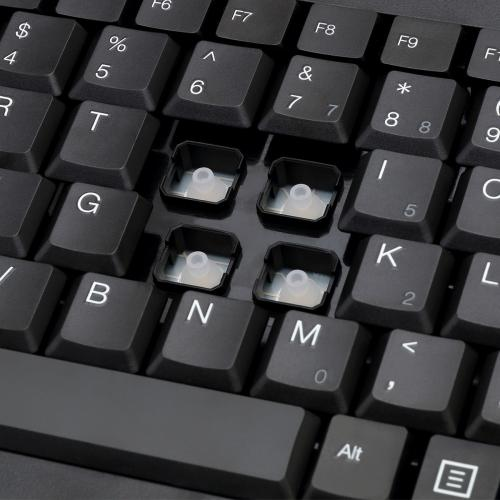Adesso EasyTouch AKB 110B Mini Keyboard Alternate-Image2/500