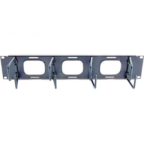 APC 2U Horizontal Cable Organizer Alternate-Image2/500