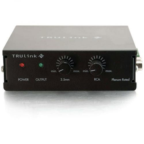 C2G TruLink Audio Amplifier (Plenum Rated) Alternate-Image2/500