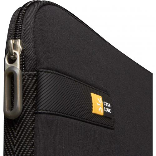 "Case Logic LAPS 117 Carrying Case (Sleeve) For 17.3"" Notebook   Black Alternate-Image2/500"