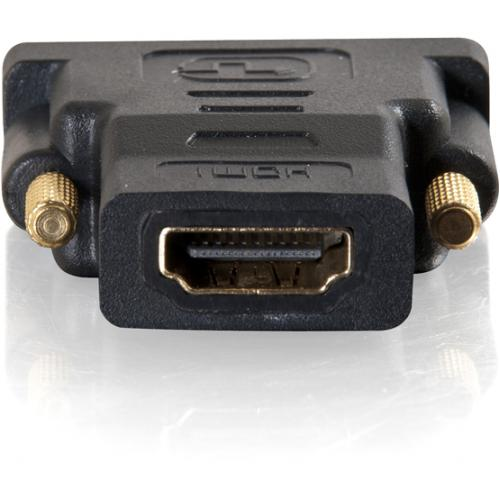 C2G DVI D To HDMI Adapter   Inline Adapter   Male To Female Alternate-Image2/500