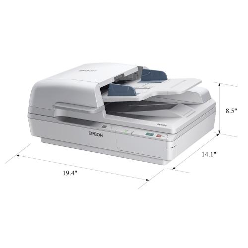 Epson WorkForce DS 6500 Flatbed Scanner   1200 Dpi Optical Alternate-Image2/500